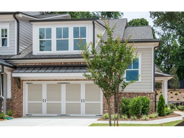 119 Bellehaven Drive #08, Woodstock, GA 30018 (MLS #5894012) :: North Atlanta Home Team
