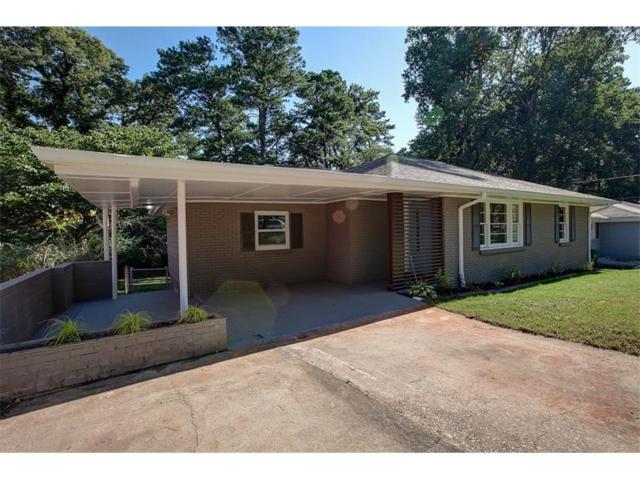 3010 Santa Monica Drive, Decatur, GA 30032 (MLS #5894036) :: Carrington Real Estate Services