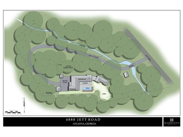 4888 Jett Road, Sandy Springs, GA 30327 (MLS #5894090) :: Rock River Realty