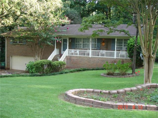 820 Highview Drive SE, Smyrna, GA 30082 (MLS #5894119) :: North Atlanta Home Team