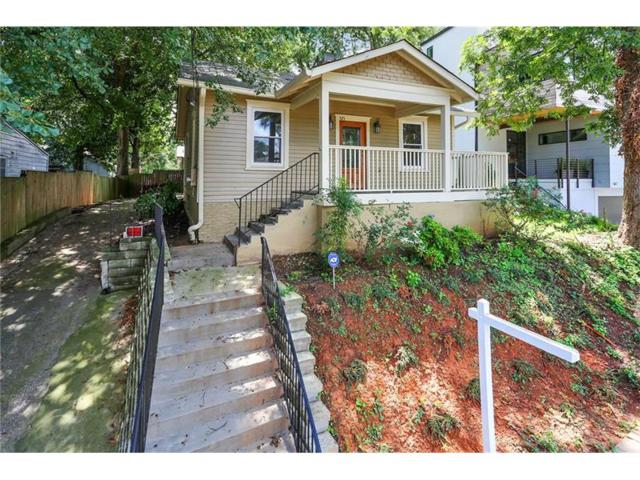 571 Morgan Street NE, Atlanta, GA 30308 (MLS #5894235) :: North Atlanta Home Team