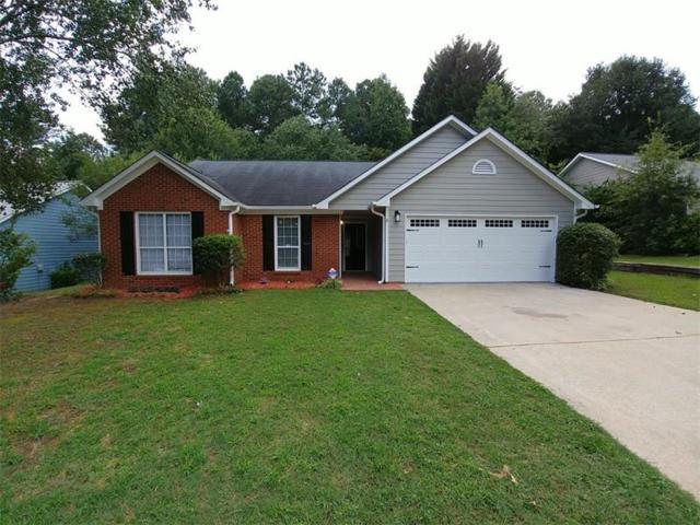 2361 Bankston Circle, Snellville, GA 30078 (MLS #5894267) :: North Atlanta Home Team