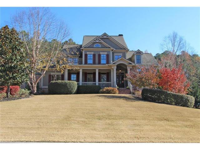 206 Gold Leaf Terrace, Powder Springs, GA 30127 (MLS #5894330) :: North Atlanta Home Team