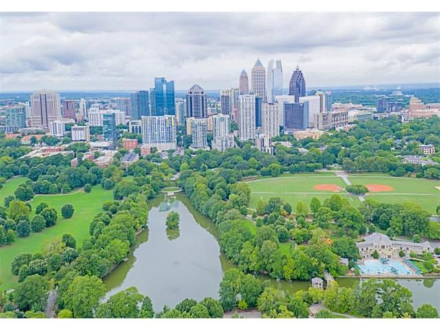 1130 Piedmont Avenue NE #906, Atlanta, GA 30309 (MLS #5894339) :: North Atlanta Home Team