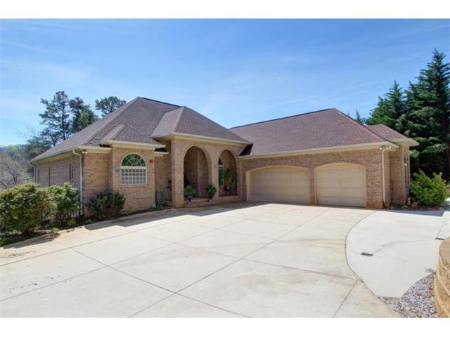 4245 Tall Hickory Trail, Gainesville, GA 30506 (MLS #5894340) :: North Atlanta Home Team