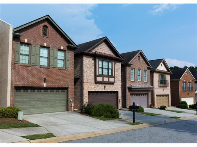 5878 Oakbrook Lake Court #5878, Norcross, GA 30093 (MLS #5894378) :: North Atlanta Home Team