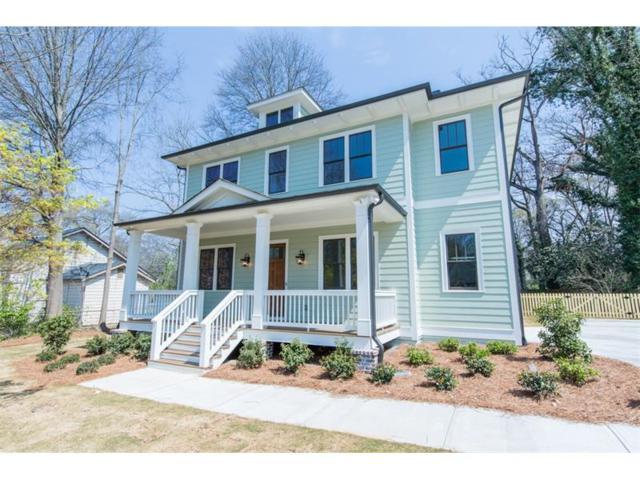 326 2nd Avenue, Decatur, GA 30030 (MLS #5894419) :: Path & Post Real Estate