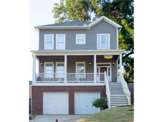 218 South Avenue SE, Atlanta, GA 30315 (MLS #5894592) :: North Atlanta Home Team