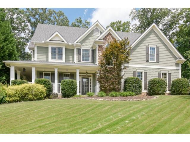4966 Shallow Creek Trail, Kennesaw, GA 30144 (MLS #5894636) :: North Atlanta Home Team