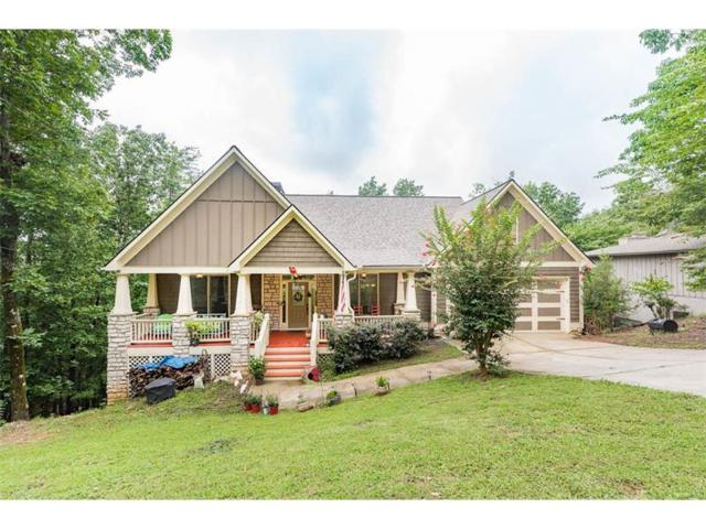 179 Cherokee Drive S, Waleska, GA 30183 (MLS #5894643) :: North Atlanta Home Team