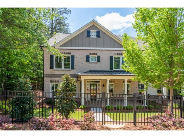12601 Crabapple Road, Milton, GA 30004 (MLS #5894666) :: North Atlanta Home Team