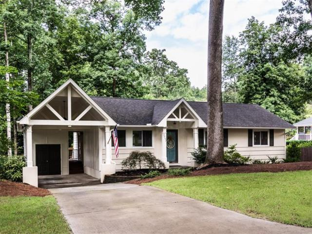 3042 Parkridge Drive NE, Brookhaven, GA 30319 (MLS #5894689) :: North Atlanta Home Team