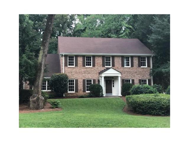 555 Cambridge Way, Sandy Springs, GA 30328 (MLS #5894845) :: North Atlanta Home Team