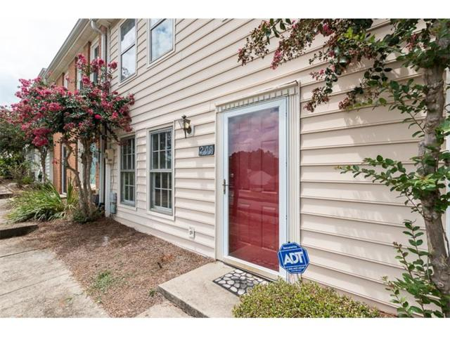 209 Holcomb Ferry Road #209, Roswell, GA 30076 (MLS #5894918) :: North Atlanta Home Team