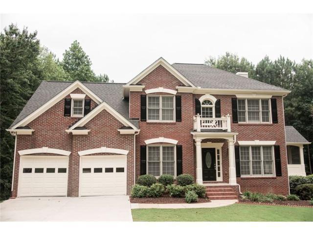 560 Hopewell Downs Drive, Alpharetta, GA 30004 (MLS #5894929) :: North Atlanta Home Team
