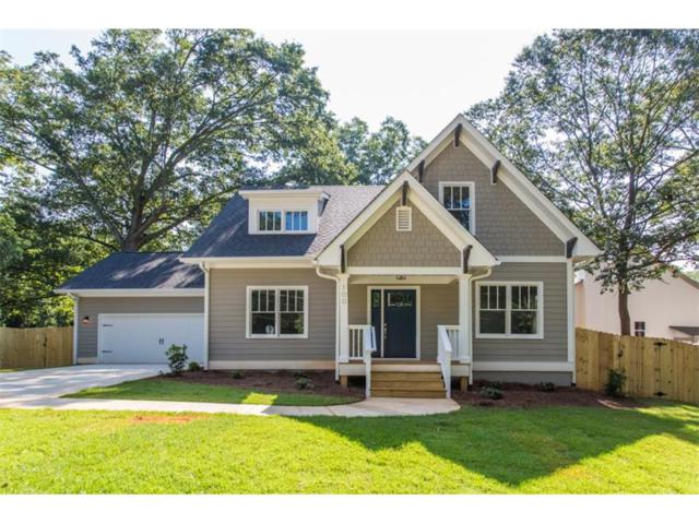 100 Montgomery Street SE, Atlanta, GA 30317 (MLS #5894986) :: North Atlanta Home Team