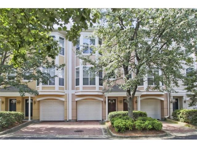 375 Highland Avenue NE #604, Atlanta, GA 30312 (MLS #5894999) :: North Atlanta Home Team