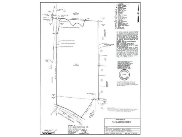 0 Hickory Flat Road, Milton, GA 30004 (MLS #5895021) :: Rock River Realty