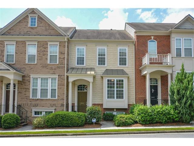 2463 Natoma Court #2463, Smyrna, GA 30080 (MLS #5895025) :: North Atlanta Home Team