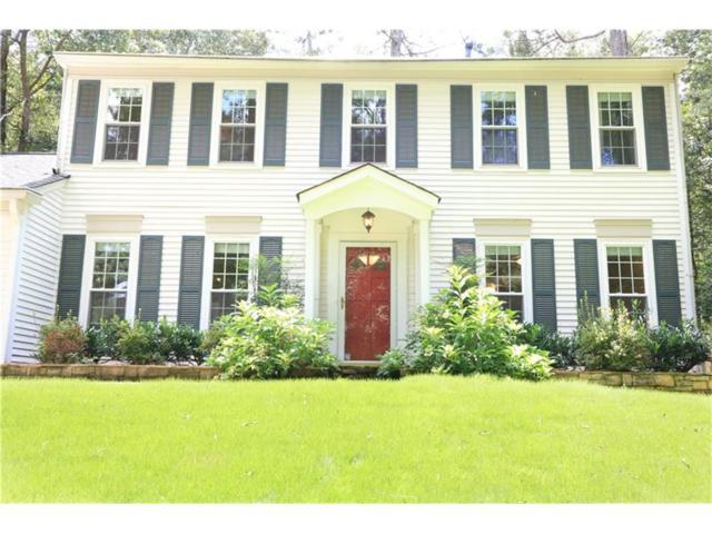 2101 Bishop Creek Drive, Marietta, GA 30062 (MLS #5895207) :: North Atlanta Home Team