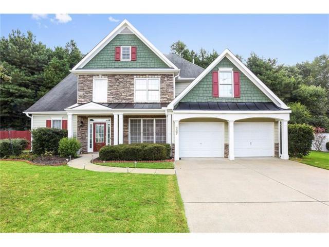 237 Park Creek Drive, Woodstock, GA 30188 (MLS #5895241) :: North Atlanta Home Team