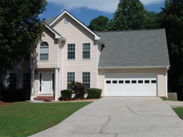 445 Flowering Trail, Grayson, GA 30017 (MLS #5895311) :: North Atlanta Home Team