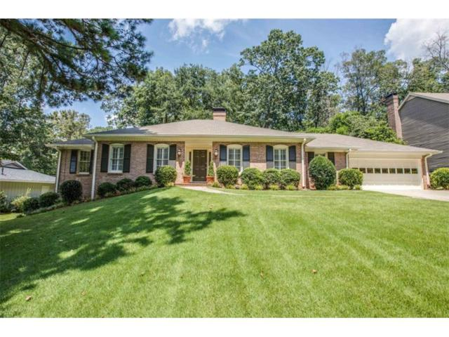 3750 Woodsong Court, Dunwoody, GA 30338 (MLS #5895341) :: RE/MAX Paramount Properties