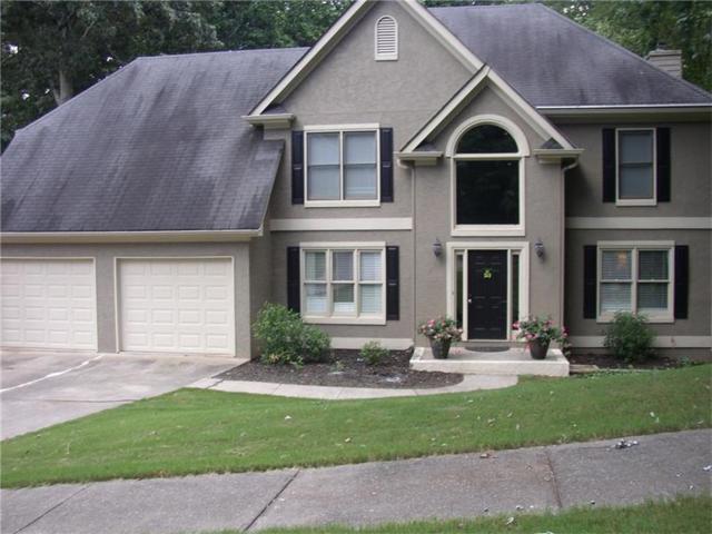 3016 Summer Point Drive, Woodstock, GA 30189 (MLS #5895386) :: RE/MAX Paramount Properties