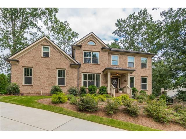 5307 Vernon Lake Drive, Dunwoody, GA 30338 (MLS #5895389) :: RE/MAX Paramount Properties