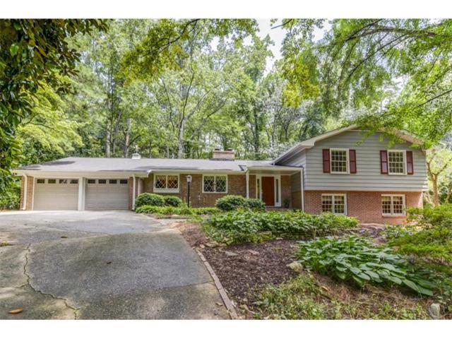 998 Hess Drive, Avondale Estates, GA 30002 (MLS #5895461) :: North Atlanta Home Team