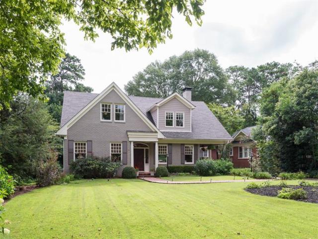 561 Ridgecrest Road NE, Atlanta, GA 30307 (MLS #5895471) :: North Atlanta Home Team