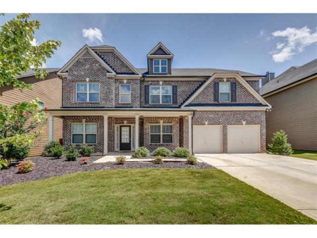 3805 Lake Haven Way, Atlanta, GA 30349 (MLS #5895508) :: North Atlanta Home Team