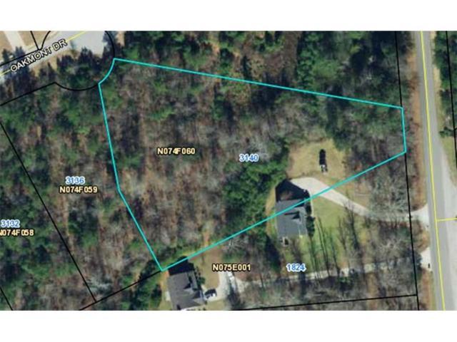 3140 Oakmont Drive, Monroe, GA 30656 (MLS #5895514) :: North Atlanta Home Team