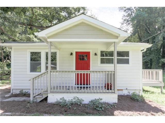 1280 Kenilworth Drive SW, Atlanta, GA 30310 (MLS #5895519) :: Rock River Realty
