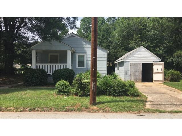 2210 Burroughs Avenue SE, Atlanta, GA 30315 (MLS #5895644) :: North Atlanta Home Team
