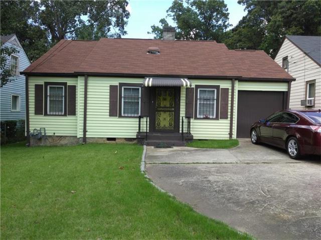 2724 Tupelo Street SE, Atlanta, GA 30317 (MLS #5895725) :: RE/MAX Prestige