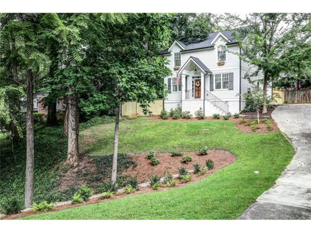 1860 8th Street, Chamblee, GA 30341 (MLS #5895748) :: North Atlanta Home Team