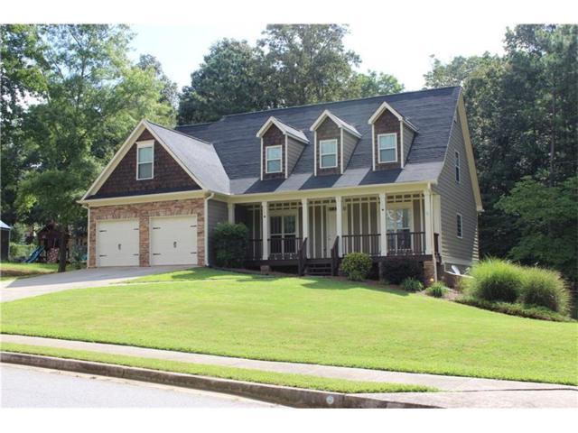 16 Willow Circle NE, White, GA 30184 (MLS #5895797) :: RE/MAX Paramount Properties