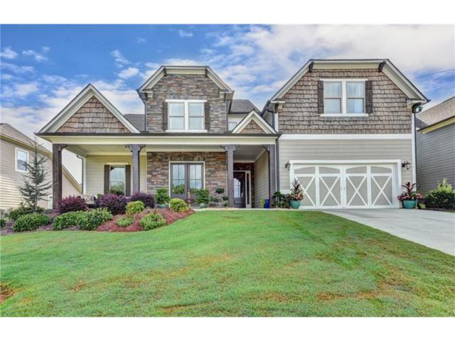 16 Highpointe Drive, Dawsonville, GA 30534 (MLS #5895815) :: The North Georgia Group