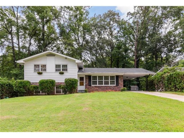 1073 Mell Avenue, Clarkston, GA 30021 (MLS #5895826) :: North Atlanta Home Team