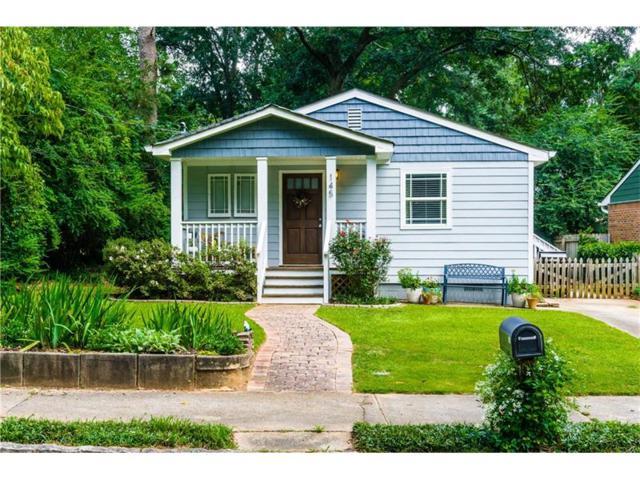 145 Murray Hill Avenue NE, Atlanta, GA 30317 (MLS #5895866) :: North Atlanta Home Team