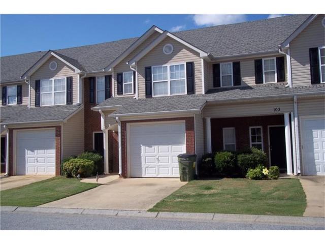 103 Eagle Glen Drive NE #103, Cartersville, GA 30121 (MLS #5895868) :: North Atlanta Home Team