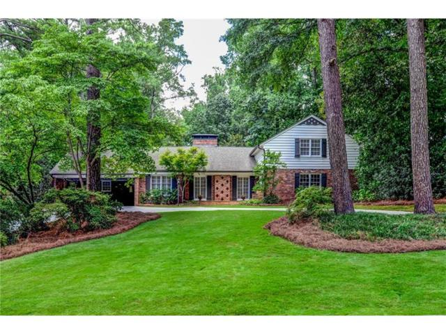 351 Valley Green Drive NE, Atlanta, GA 30342 (MLS #5895919) :: North Atlanta Home Team