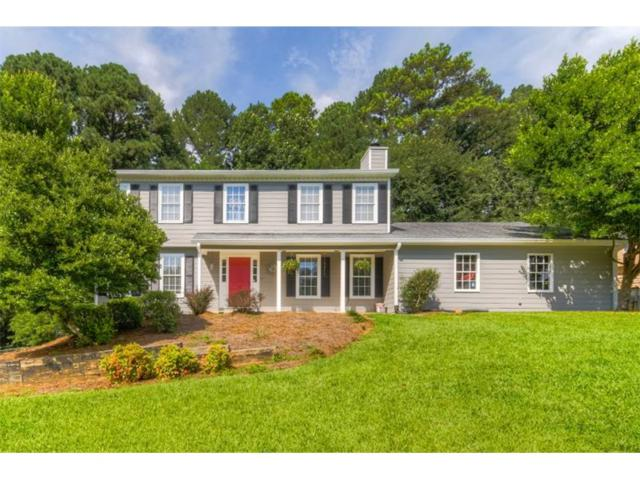 3868 Shiloh Court NW, Kennesaw, GA 30152 (MLS #5895966) :: North Atlanta Home Team