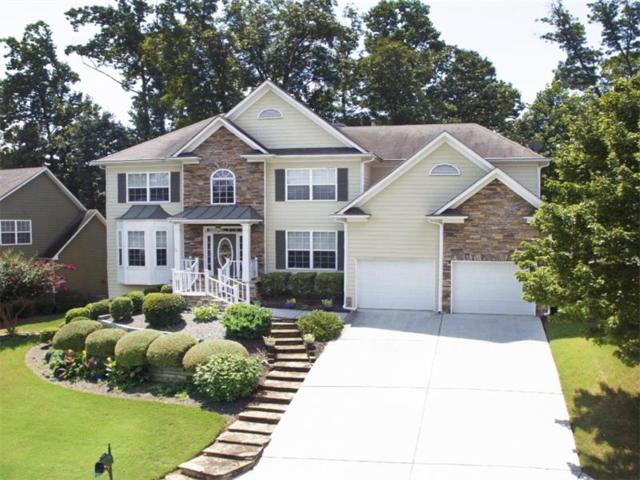 318 Mccook Circle, Kennesaw, GA 30144 (MLS #5896034) :: North Atlanta Home Team