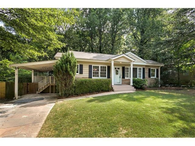 4057 E Johnson Circle, Chamblee, GA 30341 (MLS #5896047) :: North Atlanta Home Team