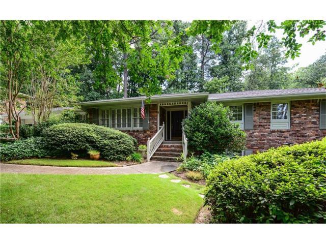2689 Caladium Drive NE, Atlanta, GA 30345 (MLS #5896054) :: North Atlanta Home Team