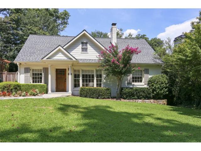 1134 Spring Valley Lane, Atlanta, GA 30306 (MLS #5896101) :: North Atlanta Home Team