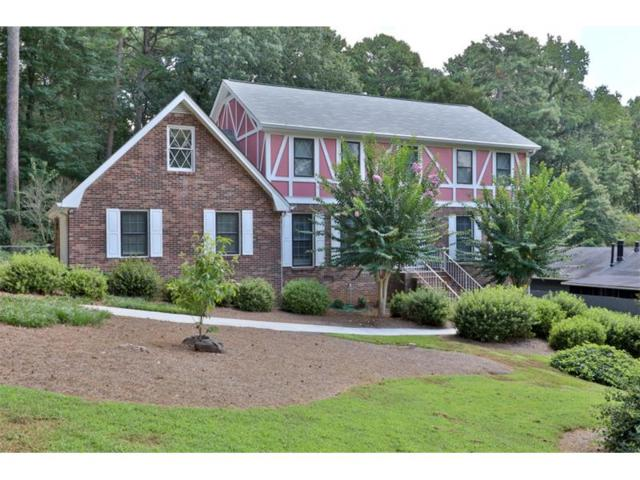 1876 Mountain Creek Drive, Stone Mountain, GA 30087 (MLS #5896115) :: North Atlanta Home Team