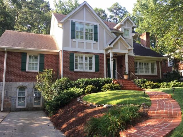63 Wiltshire Drive, Avondale Estates, GA 30002 (MLS #5896131) :: North Atlanta Home Team
